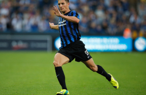 Club Brugge v Brondby - UEFA Europa League Third Qualifying Round: First Leg