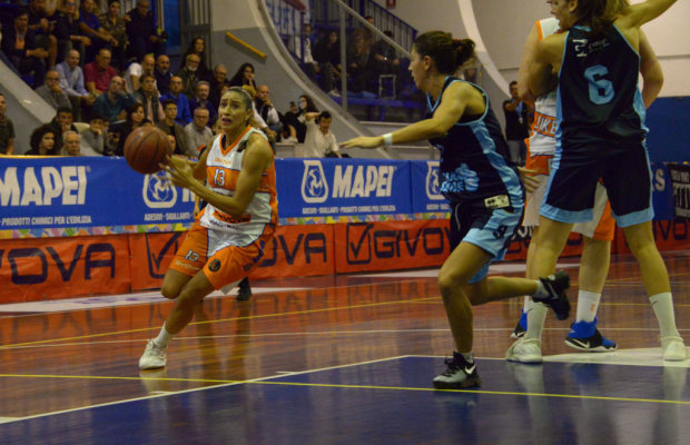 Debora Gonzalez - Dike Basket vs Umbertide (1)