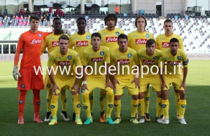 SPORT MANCHESTER CITY NAPOLI YOUTH LEAGUE   FOTO MOSCA