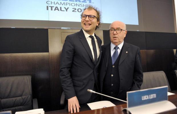 L'Italia ospitera' la fase finale dei Campionati Europei Under 21 di calcio nel 2019