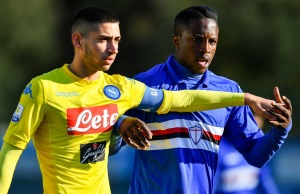 Primavera/Sampdoria-Napoli