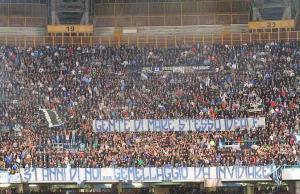 CALCIO: SERIE A; NAPOLI-GENOA