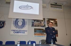 Ernesto Boccia presidente Fipav Campania