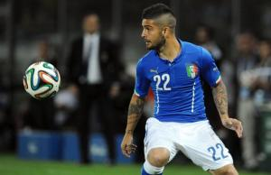 Soccer; international friendly match; Italy-Luxembourg