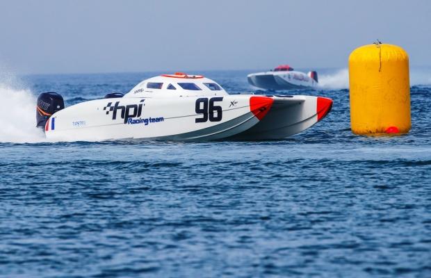 Fujairah Grand Prix11-13 April2018 UIM XCAT WORLD CHAMPIONSHIP