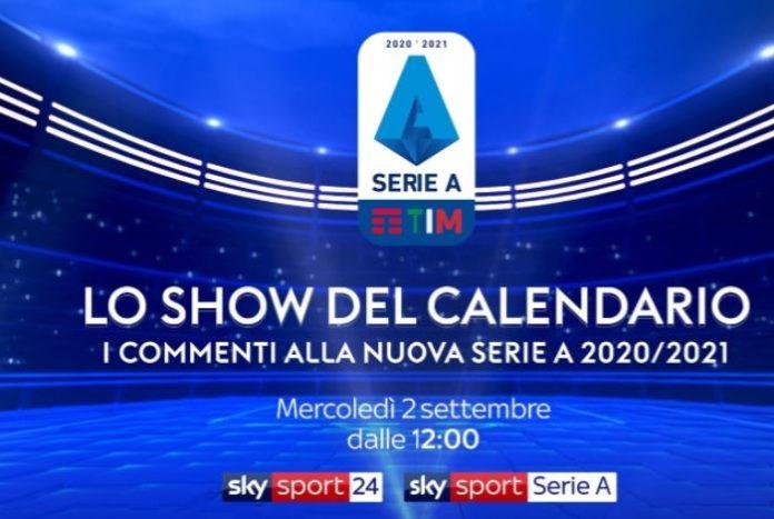 Calendario Serie A, dove vedere la presentazione del campionato