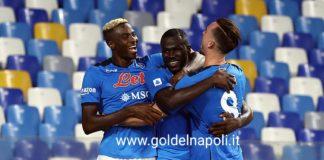 Fotogallery Napoli Juventus